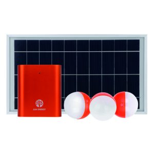 Solar Home Lighting System Componants