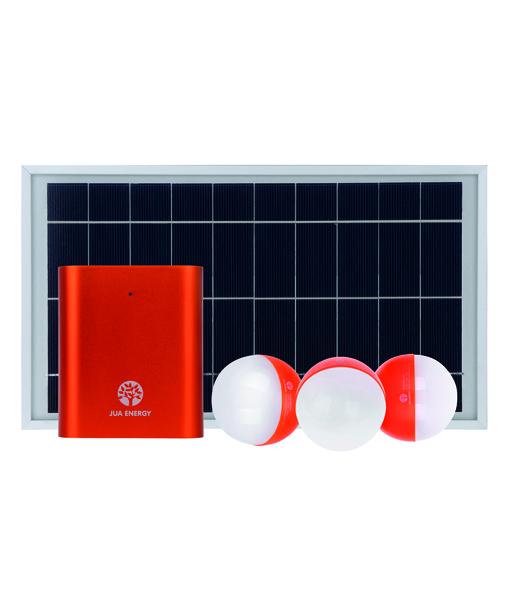 Solar Home Lighting System Componants